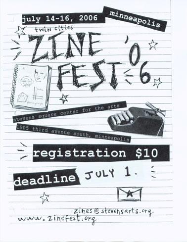 2006 TCZF flyer