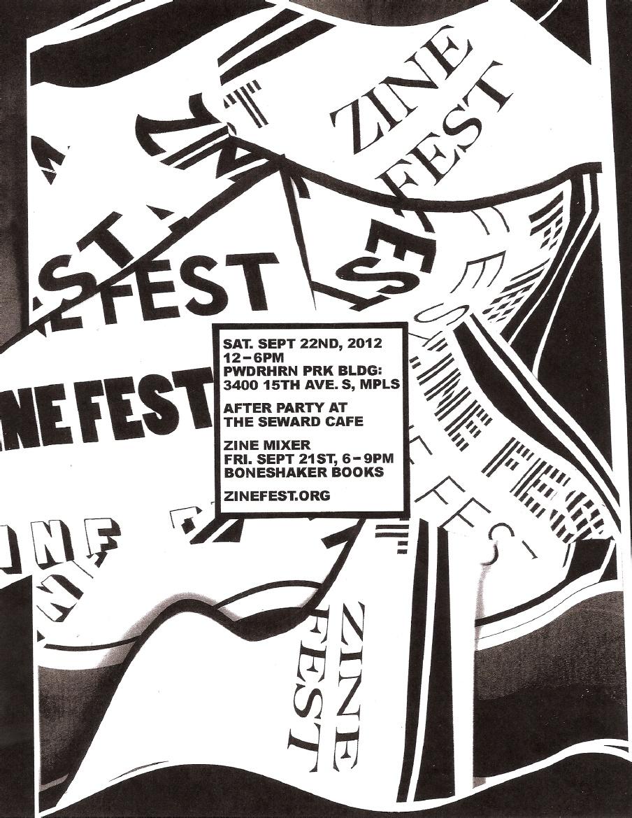 2012 TCZF flyer